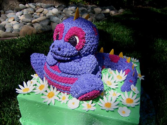 3d dinosaur cake pan