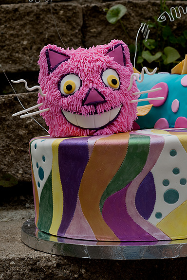 slocakes   PSYCHEDELIC CAT-FISH