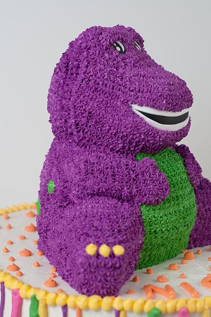 Slocakes 187 Barney The Dinosaur